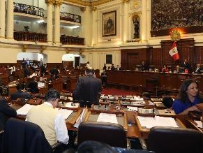 Pleno debatirá informe de la
