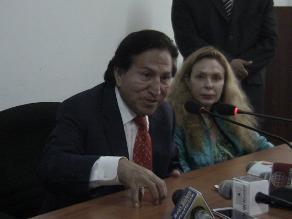 Comisión Orellana citó a Alejandro Toledo para el 07 de septiembre