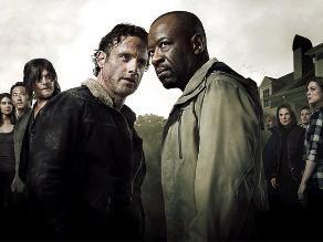 The Walking Dead: Mira el avance de la sexta temporada