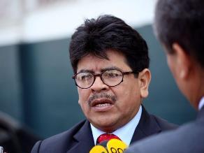 Gamarra: Es una maniobra de distracción acusaciones del Apra contra Humala