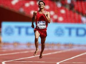 Mundial de Atletismo: El yemení Al-Qwabani sorprende al correr descalzo