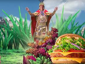McDonalds de Alemania ofrece hamburguesas de quinua peruana