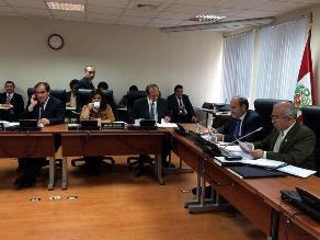 Fiscalización retomará el lunes investigación sobre empresas brasileñas