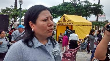 Chimbote: comités del Vaso de Leche tendrán hojuelas solo para 60 días