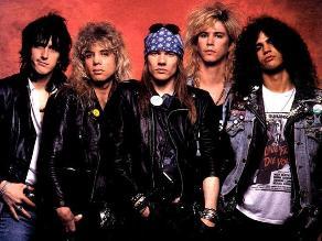 Guns N' Roses: ¿formación original tocará el próximo año?