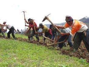 Campesinos peruanos revelan sus trucos contra el cambio climático