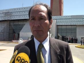 Arequipa: Gerente de Salud indica que no hay razón para acatar paro médico