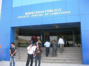 Chiclayo: fijan fecha para evaluar pedido de prisión contra catedráticos