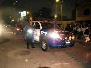 Piura: cruzada contra la inseguridad ciudadana recorre la provincia de Paita
