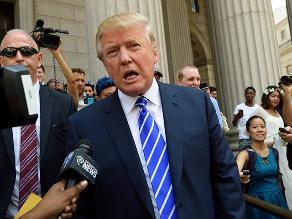 Activista: Donald Trump usa a los inmigrantes como