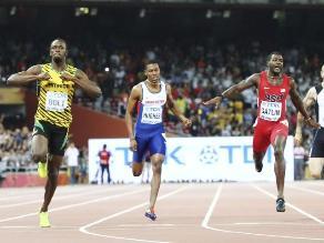 Usaint Bolt dio otro grito de autoridad: Ganó en los 200 metros a Gatlin