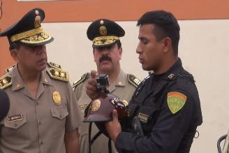 Trujillo: PNP motorizada utilizará cámaras GoPro para patrullaje