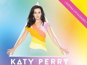 Katy Perry en Lima: Amplían zonas para su concierto
