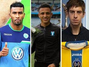 Champions League: Conoce a qué clubes se enfrentarán los peruanos