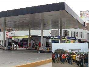 Chiclayo: transportistas de combustible cumplen tres días en paro