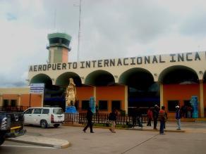 Juliaca: intentan asaltar camión de valores en aeropuerto de Juliaca