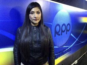 Magallanes: Magaly Solier celebra su premio 12 como actriz