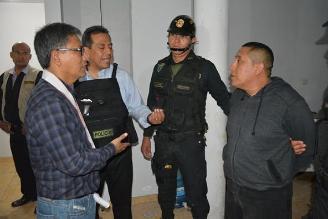 Trujillo: ratifican prisión preventiva a integrantes de