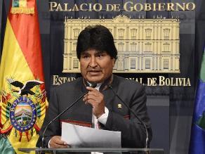 Evo Morales: para Chile es mejor negociar que perder juicio en La Haya