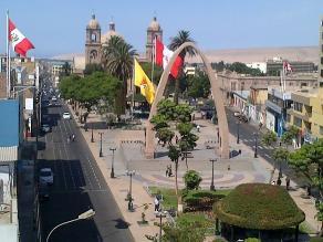Así celebra Tacna los 86 años de retorno al Perú