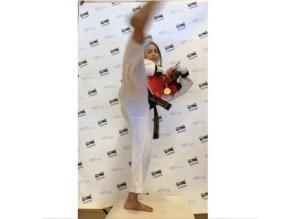 Instagram: Campeona de taekwondo se convierte en conejita de Playboy