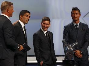 Portada de Olé con Messi y Cristiano Ronaldo genera polémica en España