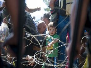El drama de los miles de inmigrantes que desbordan Europa
