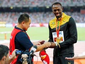 Usain Bolt: Así fue el reencuentro del jamaiquino con el camarógrafo que lo arrolló