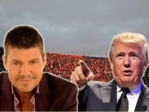 San Lorenzo: Marcelo Tinelli responde con humor al interés de Donald Trump