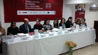 Arequipa: ministra Marcela Huaita se pronuncia sobre voto preferencial