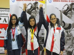 Lambayeque campeón macro escolar en gimnasia, ajedrez y tenis de campo