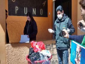 Puno: multan a clínica por no realizar tratamiento de residuos sólidos