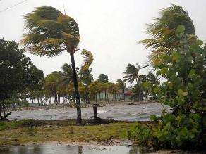 Erika golpeará República Dominicana con vientos de 85 kilómetros/hora