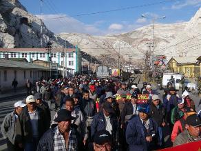 La Oroya: renuncia administradora Profit de Doe Run Perú