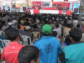Ayacucho: alcaldes provinciales piden más presupuesto para obras