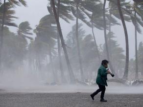 Erika se convierte en ciclón tropical en su desplazamiento por Cuba