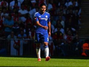 Falcao anota primer gol, pero Chelsea cae ante Crystal Palace en Premier