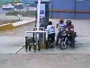 Tumbes: cámaras de seguridad captan robo a grifo en el distrito de Corrales