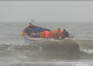Pescador peruano muere en zona contigua a aguas ecuatorianas