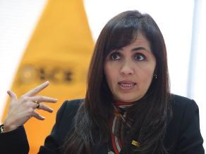 OSCE informará este lunes sobre contratos de empresas brasileñas en Perú