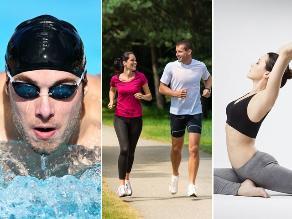 Yoga y Natación, entre los deportes que mejorarán tu vida sexual