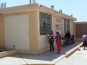 Roban 40 mil soles en equipos y medicamentos en posta de Lambayeque