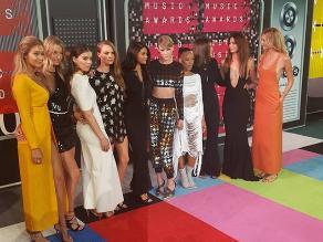 VMAs 2015: El paso de los artistas por la red carpet