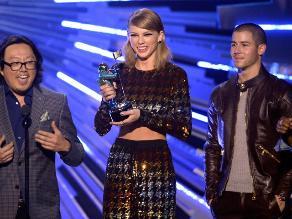 VMAs 2015: ¡Taylor Swift tiene el Mejor Video del Año!