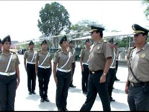 Chiclayo: donan 10 hectáreas de terreno para escuela de Policía Nacional
