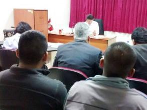 Juliaca: Nueve meses de prisión preventiva a implicados en millonario robo