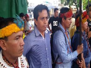 Loreto: ratifican paro de 48 horas por lote 192 en Iquitos
