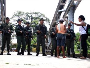 El PSOE a disposición del gobierno de Colombia en crisis con Venezuela