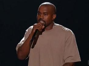 VMAs 2015: Kanye West anunció su candidatura presidencial en el 2020