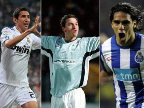Champions League: Estos jugadores se alistan para volver a su antigua casa